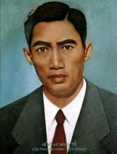 Maître Nguyễn Lộc - Fondateur du Vovinam Viet Vo Dao