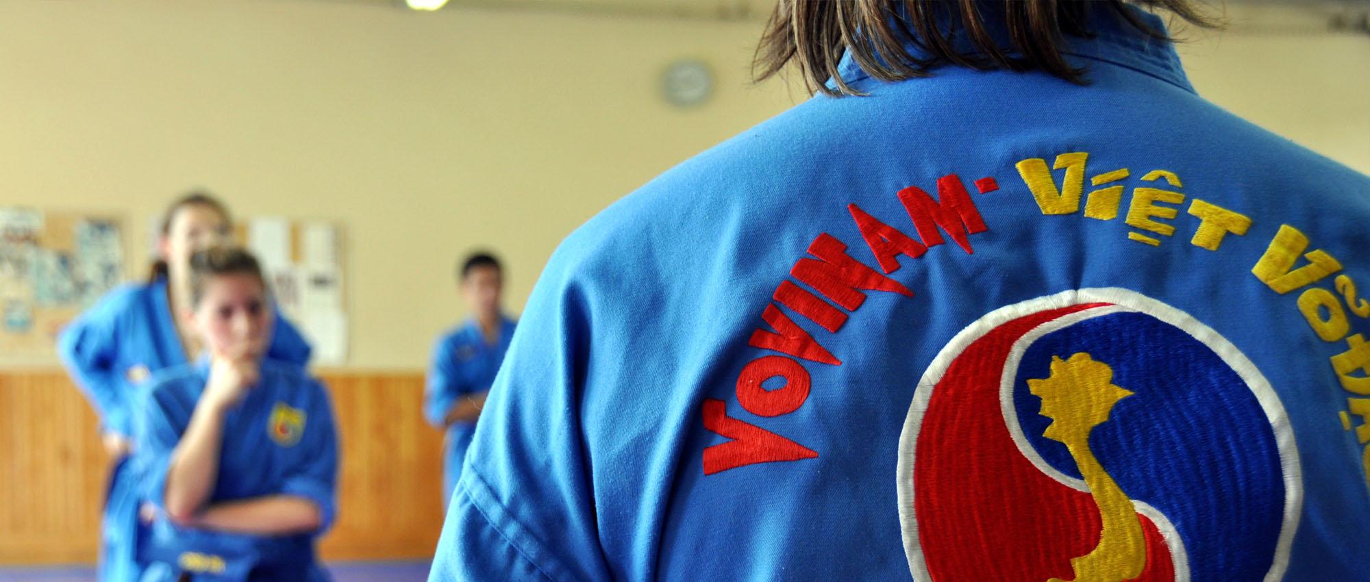 Cours adultes à Vovinam Rosny