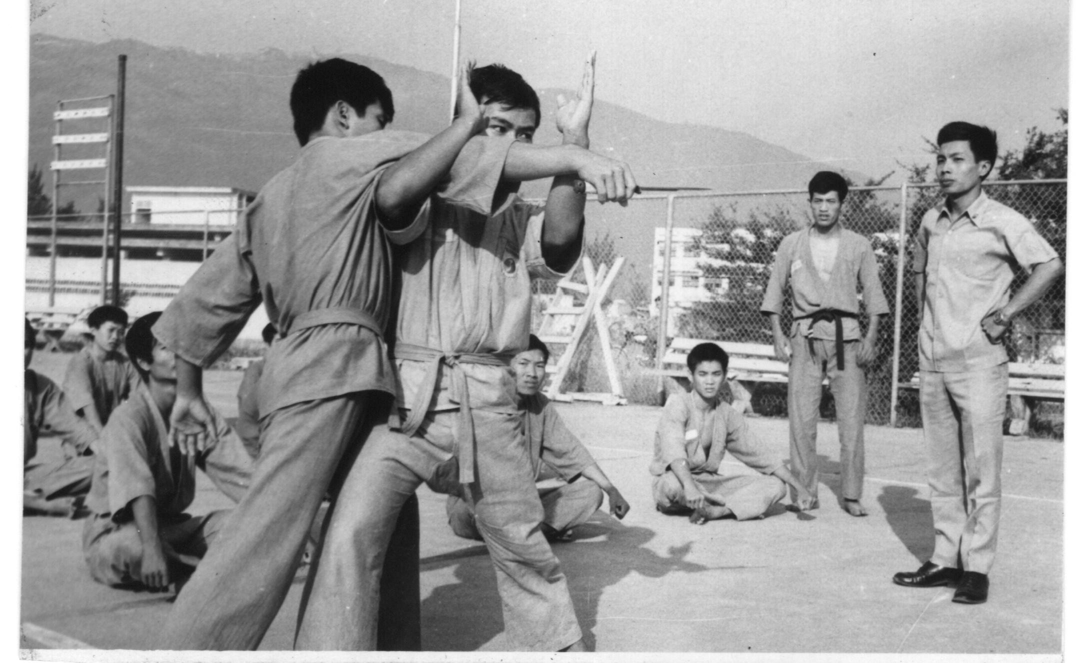 Les débuts du Vovinam Viet Vo Dao au Vietnam